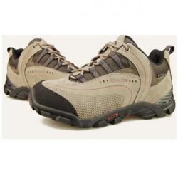 CLORTS Men Light Gray Clorts Sport Waterproof Ventilator Hiking Shoes