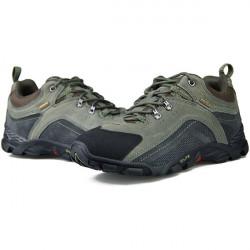CLORTS Mens Sport Waterproof Trail Running Ventilator Hiking Shoes