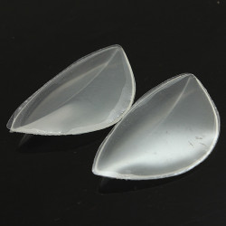 Man Silicone Gel Cushion Pad Foot Soft Shoes Insoles