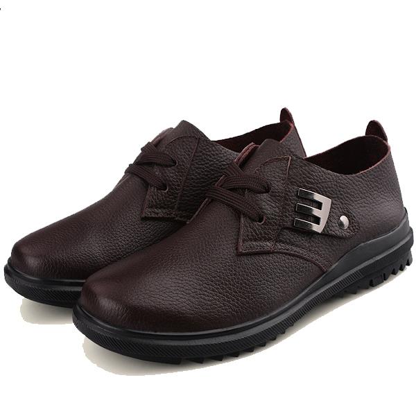 Herre Casual Driving Rejser Sko Vejrbestandigt Sneakers Herresko