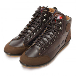 Men's Casual Sneaker  Ankle Boots Lace Up Shoes