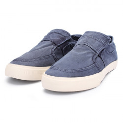 Men's Washed Canvas  Breathable Wear Shoes Casual Sneakers
