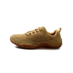 New Herren Outdoor Schuhe schnüren sich oben beiläufige Leinensegeltuch Turnschuhe