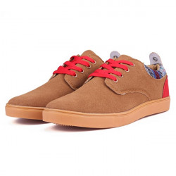 Stilvolle beiläufige Multi Color Walking Schuhe Turnschuhe