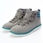 Winter Men's Casual Nubuck Shoes High Top Comfy Ankle Suede Boot Men's Shoes