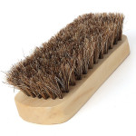 Wooden Handle Shoe Boot Cleaning Brush Men's Shoes