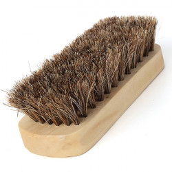 Wooden Handle Shoe Boot Cleaning Brush