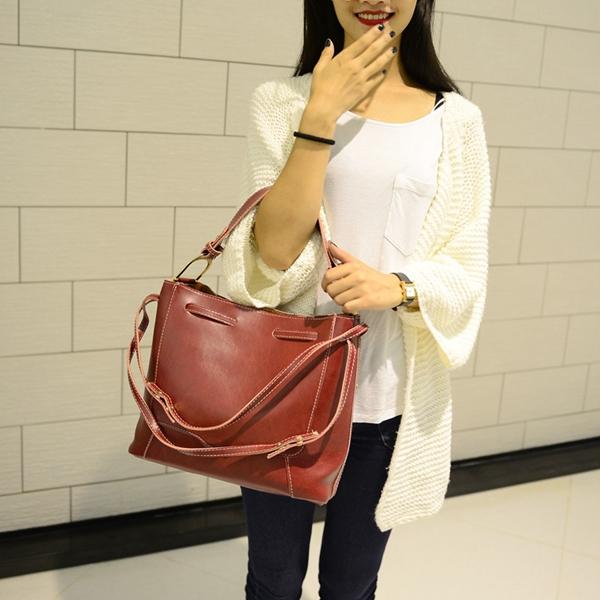 BatSimle Single Shoulder Bag Business Women Handbag Crossbody Bags Women's Bags