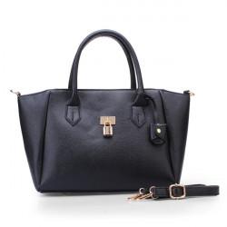 Godis-Färgade Handväska Knuffar Diagonal Lock Kvinnor Messenger Bags