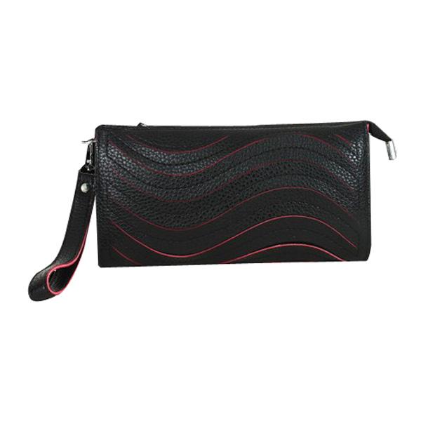 Bonbonfarben heben Korn Frauen Kupplungs Geldbeutel Damentaschen für Frauen