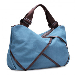 Leinwand tragbare Schulter Handtaschen