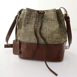 Lässige Bucket Bag Umhängetasche Umhängetaschen