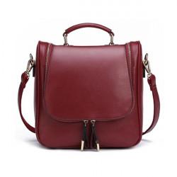 Casual Multifunktionel Bag Kvinder Shoulder Rygsæk Diagonal Håndtaske