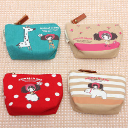 Catoon Minikort Coin Purse Wallet