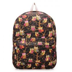 Cute Flower Floral Bag Vintage Schoolbag Bookbag Backpack