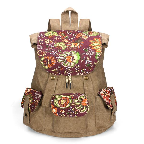 Fashion New Broken Beautiful Female Bag Canvas Bag Women's Bags