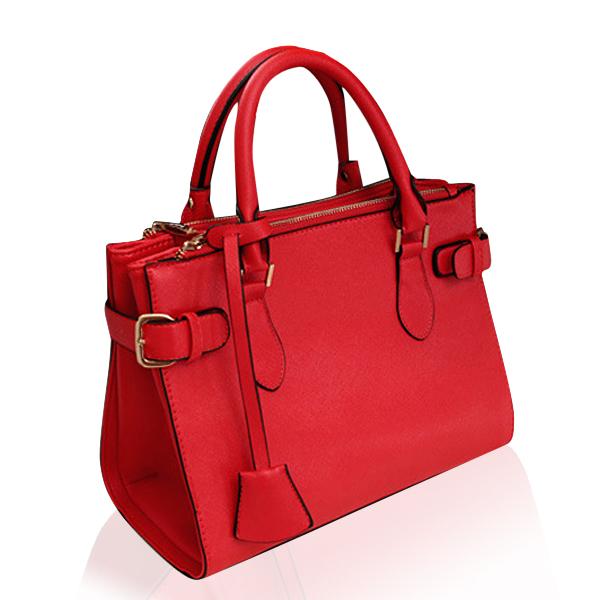 Fashion Shoulder Bag Belt Decoration Women Handbag Crossbody Bag Women's Bags