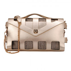 Fashion Kvinder Elegant Hollow Out Bag