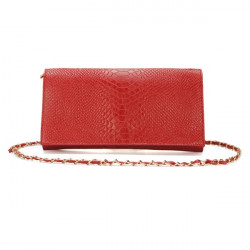 Fashion Women Snake Pattern Bag