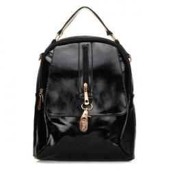 Girls Preppy Style Backpack Schoolbag