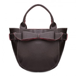 Lovely Casual Bag Cylindrical Bow Sweet lady Handbag
