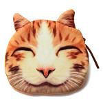Schöne Hund Katze Gesichts Münzen Reißverschluss Geldbeutel Beutel Taschen Mini Portemonnaie Damentaschen für Frauen