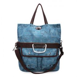 Multifunktionssegeltuch beiläufige Handtasche