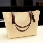 PU Leder Weinlese Oracle Süßigkeit Farbe Tote Handtasche Schultertasche Damentaschen für Frauen
