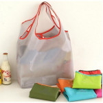 Recycle faltbare Einkaufstasche Lagerung Shopper Damentaschen für Frauen