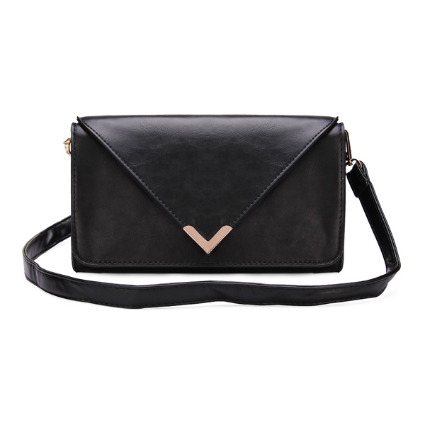 Retro Dubbel Kvinnor Handväskor Shoulder Messenger Small Bag Damväskor