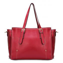 Retro Mode Frauen Kurier Beutel Schulterdiagonalpaket Handtasche