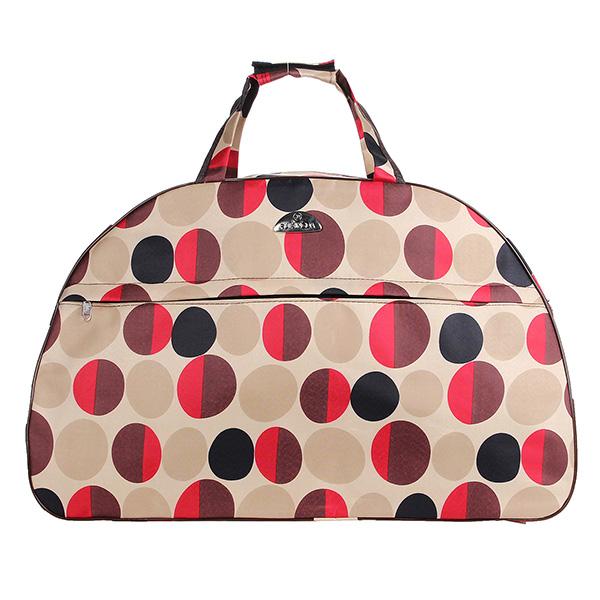 Wasserdicht Retro Druck Reise Handtasche Damentaschen für Frauen
