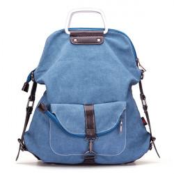 Women Backpack Casual Travel Canvas Backpack Satchel Shoudler Books Bag