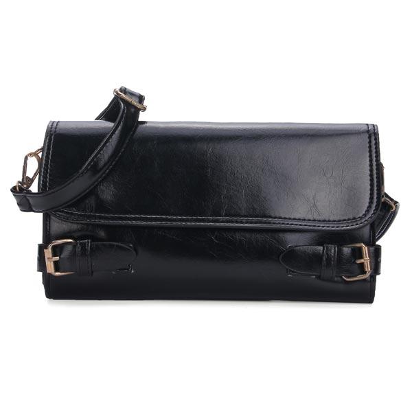 Frauen Gurt verzierte Handtasche Crossbody Taschen Geldbörsen Damentaschen für Frauen