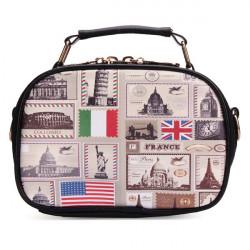 Women Cartoon Handbag Cross Body Bag
