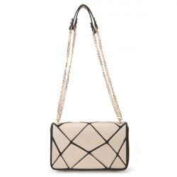 Kvinder Elegant Patchwork Håndtaske