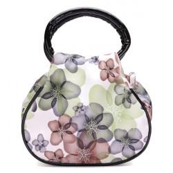 Frauen Blume Tragbare Handtasche kleine Tasche