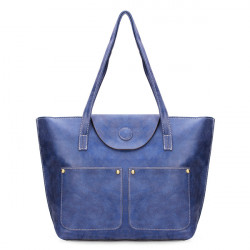 Frauen PU Leder Handtasche Schultertasche Messenger Und kleine Tasche
