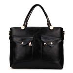 Frauen PU Leder Umhängetasche Handtasche Damentaschen für Frauen