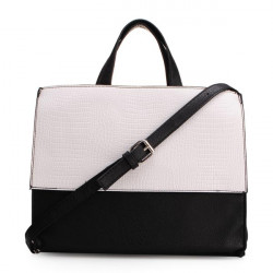 Women Patchwork Color Block Bag