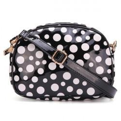 Women Polka Dots Cross Body Bag