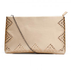 Women Rivets Evening Clutch Bags