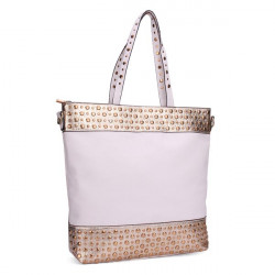 Kvinder Simple Nitter Håndtaske