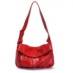 Women Street PU Leather Large Capacity Shoulder Bag