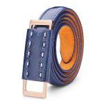 103 Cm Kvinder Belt Patent Læder Second Floor Koskind Kjole Dekoration Strip Dametøj
