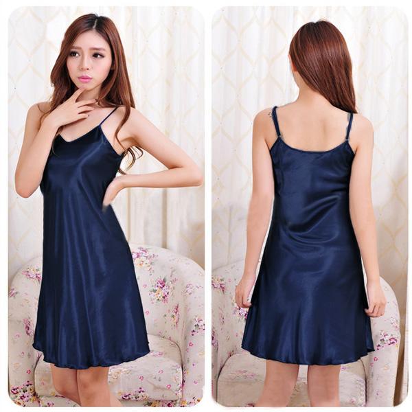 7 Farben reizvollen Frauen Plus Size Wäsche Nachtwäsche Nachthemd Damenbekleidung