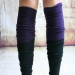 British Preppy Style Classic Plaid Style Socks Women's Clothing