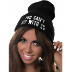 Fashion Casual Unisex Soft Plain Ski Knit Hip Hop Beanie Hat Cap Women's Clothing