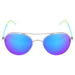 Art und Weise blendet Farben Objektiv Unisex UV Schutz Sonnenbrillen Damenbekleidung