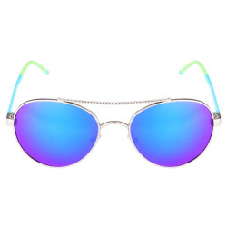 Fashion Dazzle Colors  Lens Unisex UV Protection Sunglasses